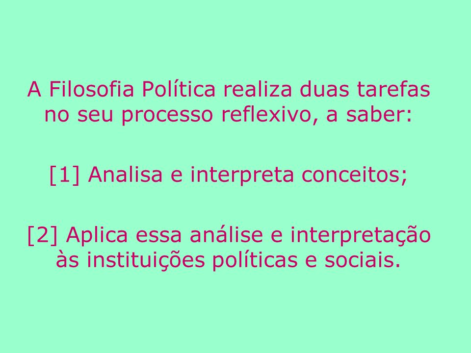 [1] Analisa e interpreta conceitos;